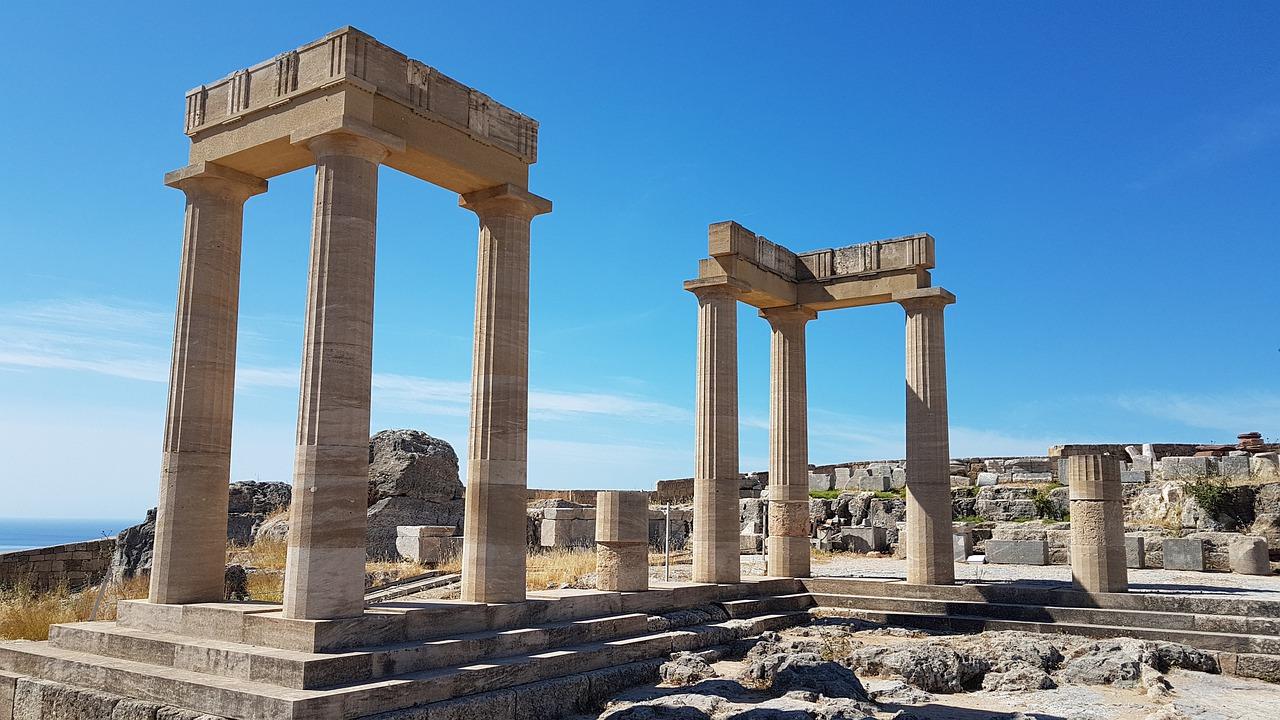 Niesamowite widoki – czyli piękna Grecja i moc atrakcji